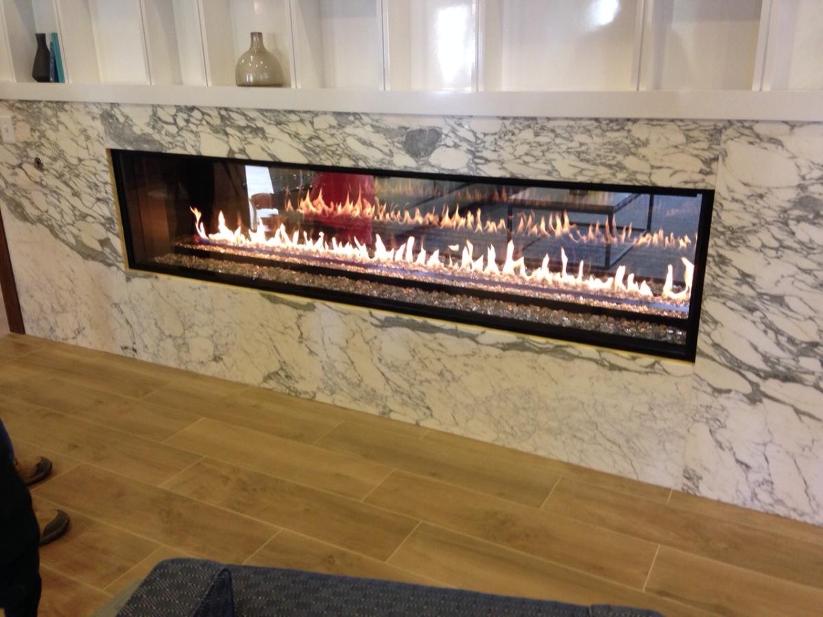 Gas Fireplace Maintenance